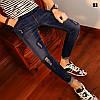 Мужские стильные штаны Edge AL6747-93