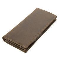 Кожаный мужской кошелек  R-8167R, фото 1