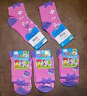 """Носки для девочки """"Цветочек"""", размер 14 /21-23р."""
