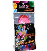 Набор воздушный шарик  с LED подсветкой 2шт  8530 (1)