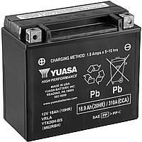Аккумулятор Yuasa YTX20H-BS
