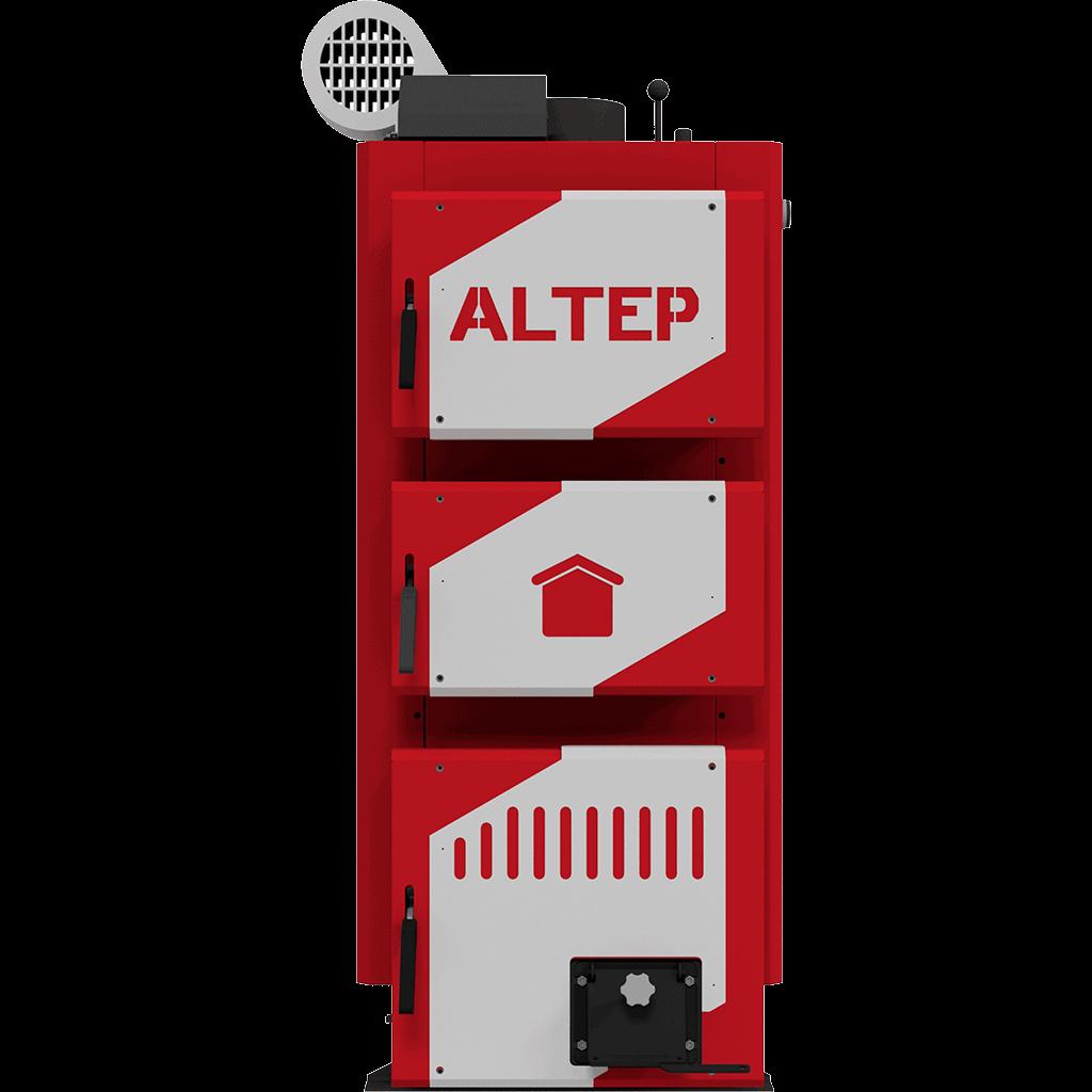 Альтеп Classic Plus 12 — твердотопливный котел длительного горения