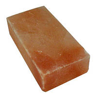 Кирпич из гималайской соли - кирпичик SZ1 (20x10x5 см)