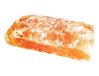 Кирпич из гималайской соли - плитка рваная SF2R (20x10x2,5 см)