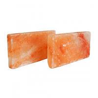 Кирпич из гималайской соли - плитка SF2 (20x10x2,5 см)
