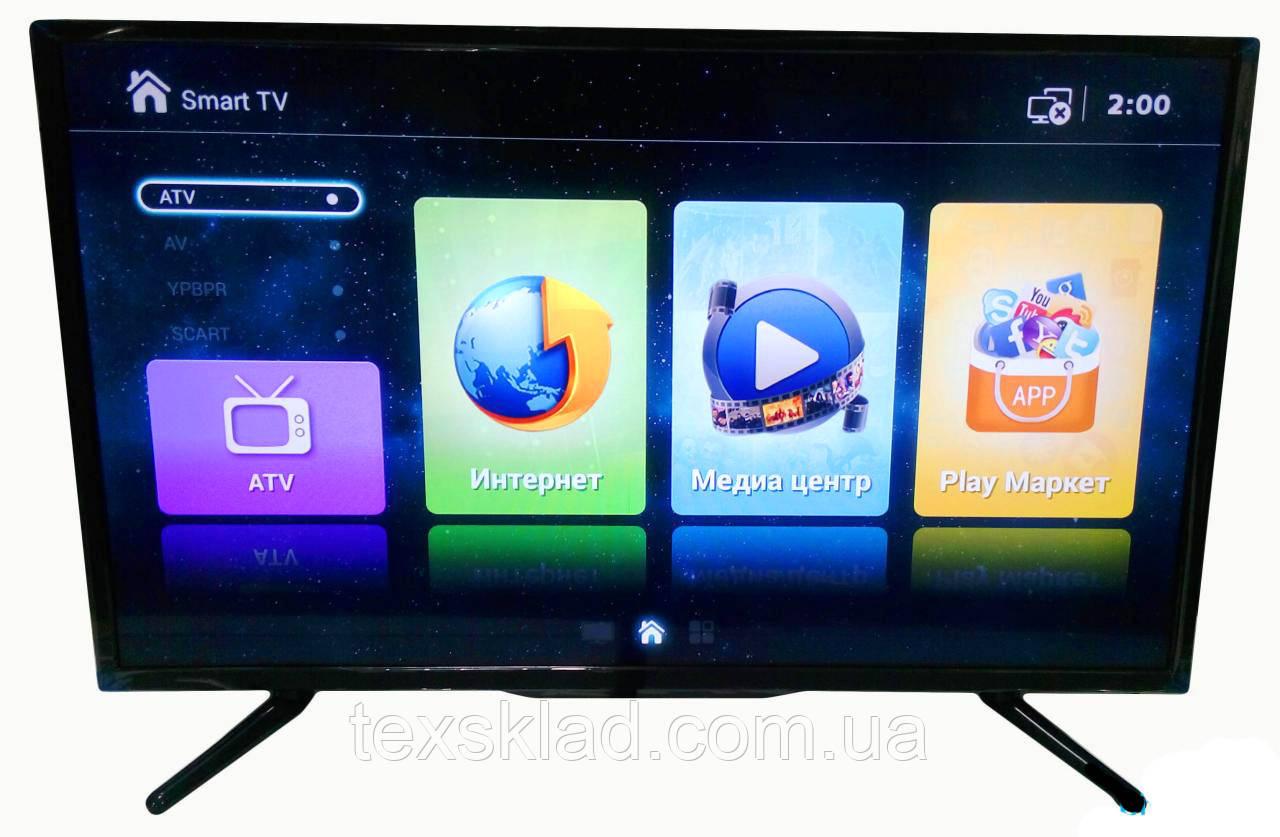 "Телевизор SMART L40"" Full HD (Smart TV/Wi-Fi/USB/DVB-T2_"