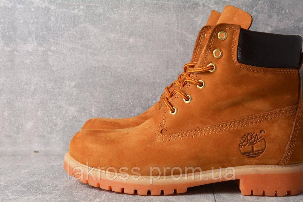 СКИДКА -20%! Ботинки Timberland ЗИМА на меху (КОРИЧНЕВЫЕ) ТОП ... 81c8cbd545d