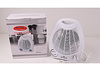 Тепловентилятор электрический для дома Wimpex FAN HEATER WX-424 CP