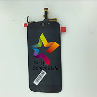 Дисплей (Модуль)для мобильного телефона Acer S57 Liquid Jade Z, черный, с тачскрином