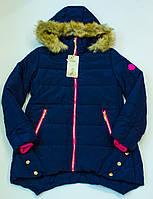 Куртка удлиненная   на девочку рост 158 см, фото 1