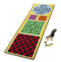 Игровой коврик Настольные игры 4 в 1 Melissa&Doug (MD19424)