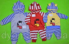 """Детский костюм """" Снупи"""" для новорожденных"""