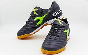 Обувь для зала мужская DIADORA OB-9609 (р-р 40-45) (верх-PU, подошва-PU, цвета в ассорт.)