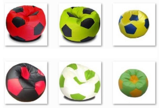 Кресло-мяч Д-100 см. Оксфорд цвета на выбор - фото 3