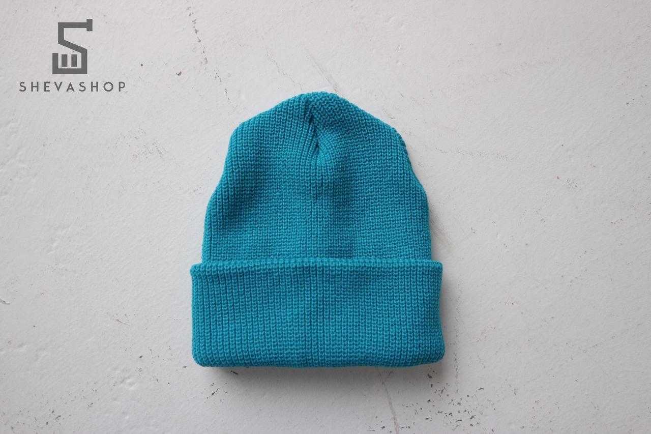 Шапка зимняя KildFol `17 голубая