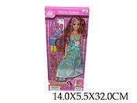Кукла  Барби AM06C (1095084)  с обувью,   в коробке   32*14*5,  5   см..