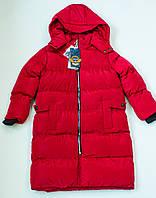 Зимнее пальто  на мальчика 6,8 лет, фото 1