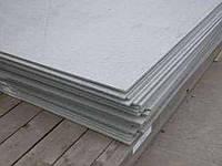 Асбестоцементный лист 3,0 х 1,5 м (8 мм толщина, 1000х1500 мм) асбестовый, плоский шифер