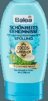 Balea  Бальзам для сухих поврежденных волос Schönheitsgeheimnisse Spülung Cocos Wasser, 200 ml