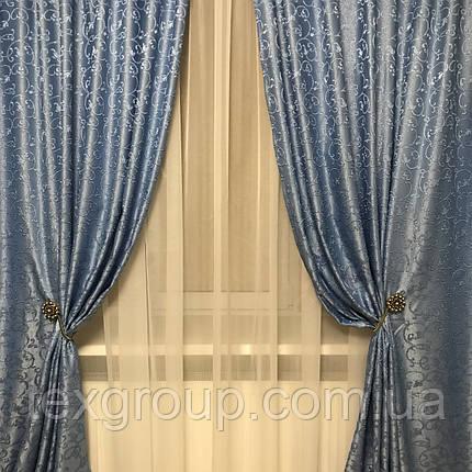 Готовые шторы №330 , фото 2