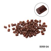 Кератин KHW-04 в гранулах, цвет — коричневый (5г в пак)