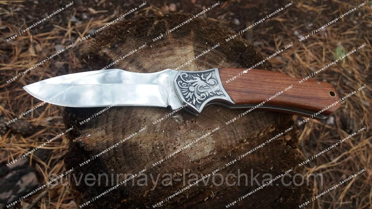 Складной нож Boda Медведь Надежный, без люфтов