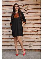 Жіноча вишиванка-плаття на замовлення