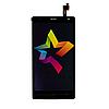 Дисплей (Модуль) для мобильного телефона Acer Z150 liquid Z5, черный, с тачскрином