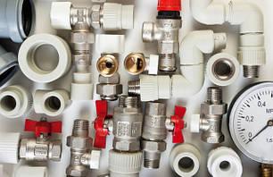 Комплектующие для отопления, водоснабжения и канализации