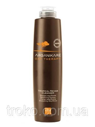Восстанавливающий шампунь для волос Alter Ego Arganikare Tropical collection 300 мл