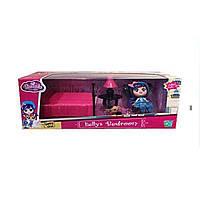 Мебель для куклы LC 1601K232  с фигурками,  аксесс,  в коробке 25*9*10 см.