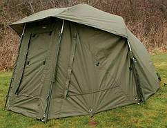 Палатка-зонт для карповой ловли ELKO 60IN OVAL BROLLY+ZIP PANEL