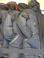 Зимний мужской пуховик до -30 градусов 48-52р два цвета