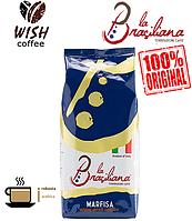 Кофе в зёрнах La Brasiliana Marfisa 1000g (Ла Бразилиана Марфиса 1кг)