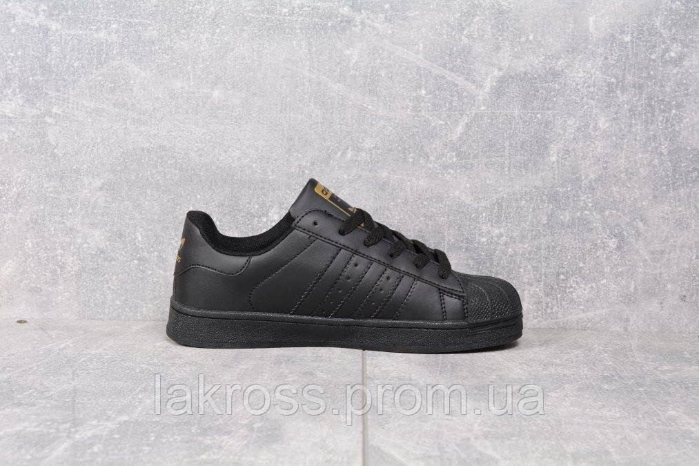 ddd17e1c Кроссовки ADIDAS SUPERSTAR pure black (ЧИСТО ЧЕРНЫЕ): продажа, цена ...