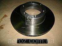 Диск тормозной ГАЗ 3302 передний d=100мм с/о вент.TB3102O3 инд.уп. (FENOX) 3302-3501078