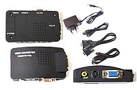 02-04-84. Конвертор RCA-VGA