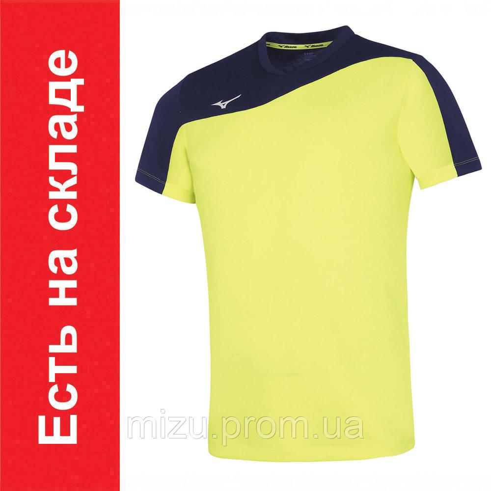 Форма волейбольная мужская (футболка) Mizuno Authentic Myou Tee - Интернет-магазин Mизу в Днепре
