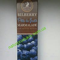 Натуральный мармелад из черники Patte de fruits, 192 г