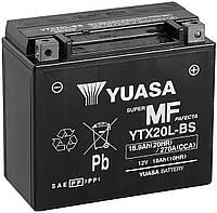 Аккумулятор Yuasa YTX20L-BS