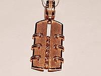 Золотая подвеска. Артикул 130265
