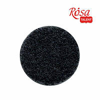 Фетр листовой (полиэстер) А4, 21*29,7 см, черный, 180 г/м2, ROSA Talent, А4-060, 003368