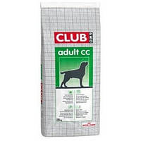Сухой корм для собак Royal Canin CC Club 20кг Роял Канин ЦЦ Клуб