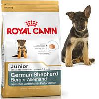 Сухой корм для щенков немецких овчарок Royal Canin German Shepherd Junior 12кг