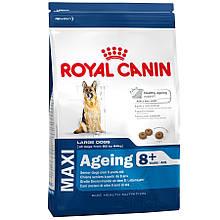 Сухой корм для собак старше 8 лет Royal Canin Maxi Ageing 8+, 15 кг Роял Канин