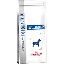 Сухой корм для собак при пищевой аллергии Royal Canin anallergenic 8кг