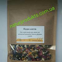 """Чай травяной """"Подих квітів"""" (иван-чай ферментированный, ромашка, календула, василек)"""