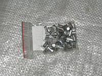 Заклепка 5х12 накладки колодки тормоза ГАЗЕЛЬ (40шт) (пр-во Украина) Г 10300-80