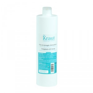 Dr.Kraut Dermoplastic oil for massage with essential fatty acids Omega 3-6  Масло для массажа Омега 3, 500 мл