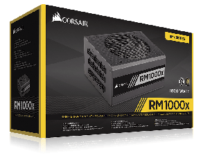 "Блок питания Corsair  RM1000x 1000W 80Plus Gold ""Over-Stock"" Б/У"